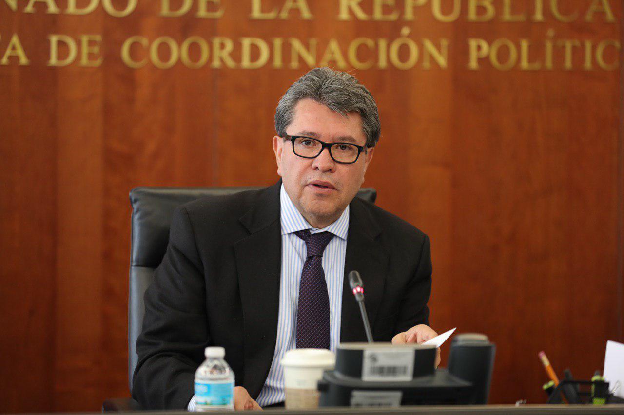 Entrevista al Senador Ricardo Monreal Ávila - Grupo Parlamentario Morena -  Senado de la República